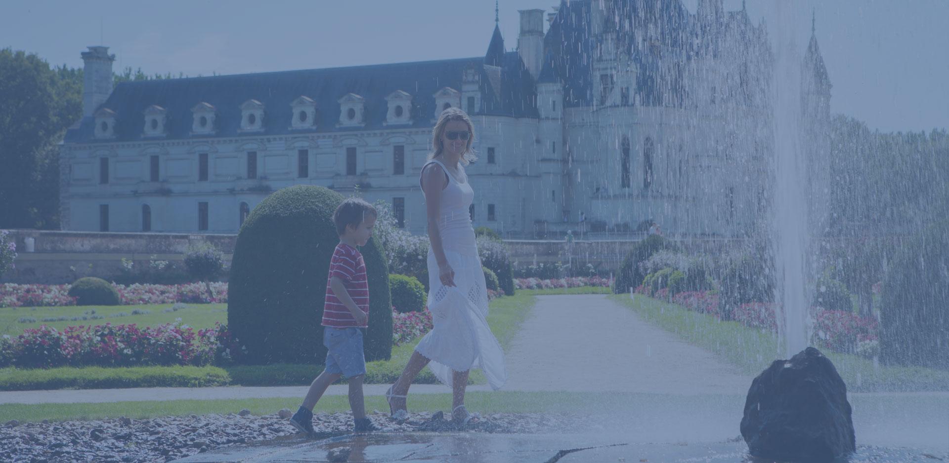 Séjour au Val de Loire